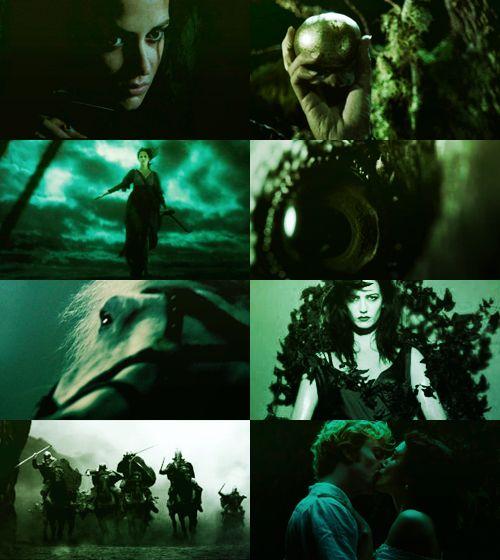 hatefulwoman:  Greek Mythology: Eva Green as Eris, Spirit of strife, discord, contention, and rivalry