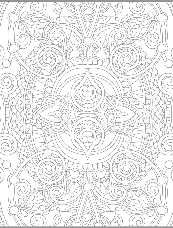Lovely Free Printable Coloring Pages For Adults Web