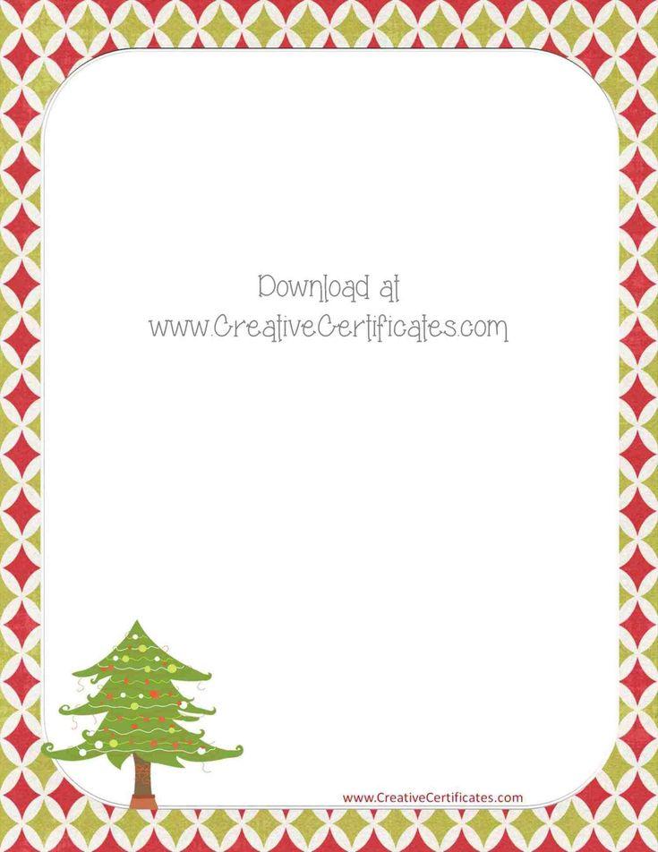 Best 25+ Free christmas borders ideas on Pinterest Christmas - free printable christmas flyers templates
