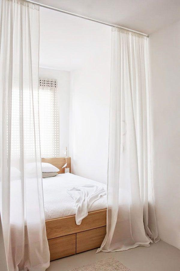 25 beste ideeà n over slaapkamer kleine op pinterest
