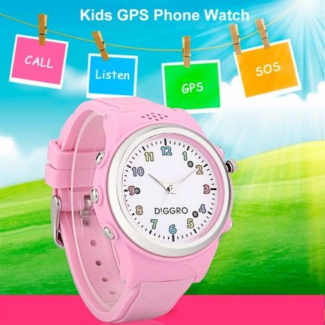 La TD01-B Smart Phone Watch GPS-SOS-est une montre récente qui combine montre à quartz traditionnelle avec localisation GPS en toute sécurité.