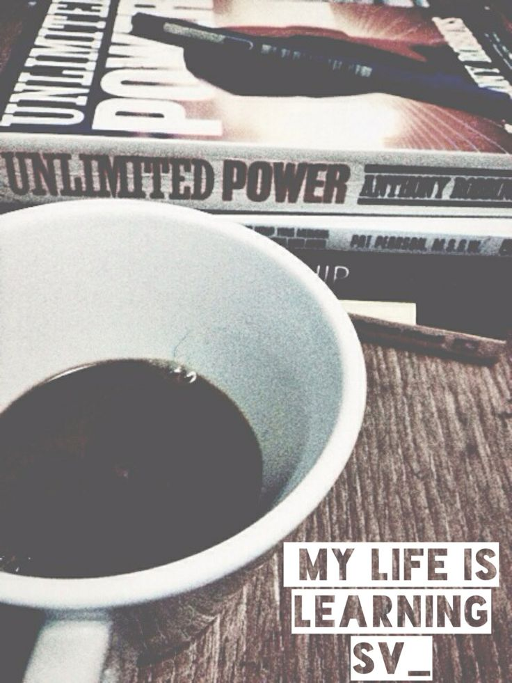 I love book and coffee