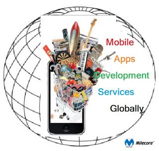 Mobile app development services for iPhone android development tips for our blog at Milecore India..