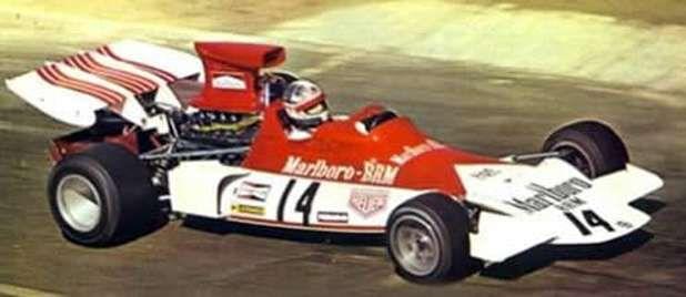 1972 GP Kanady (Mosport Park) BRM P180 (Jean-Pierre Beltoise)