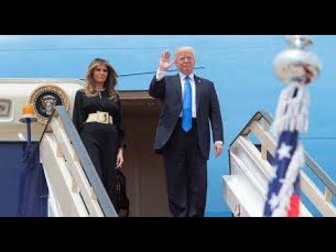 Melania Trump hace quedar mal a su marido, ¿otra vez?