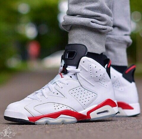 White Infrared 6's More discount: www.buy4fashion.com/ ig:linlucy3344 kik ·  Air JordansShoe ...