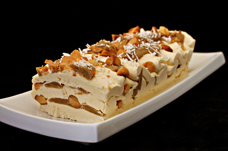 LCHF Anzac Viennetta Icebox Cheesecake