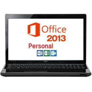 NEC Versapro Windows7 Professional 32bit(Win8.1Pro) Celeron 2GB 500GB DVDスーパーマルチ 無線LAN USB3.0 HDMI Webカメラ 10キー付キーボード SDカードスロット  MS Office Personal 2013搭載 15.6型液晶ノートパソコン NEC http://www.amazon.co.jp/dp/B00U88YGJ0/ref=cm_sw_r_pi_dp_blsjvb1XJA8GS