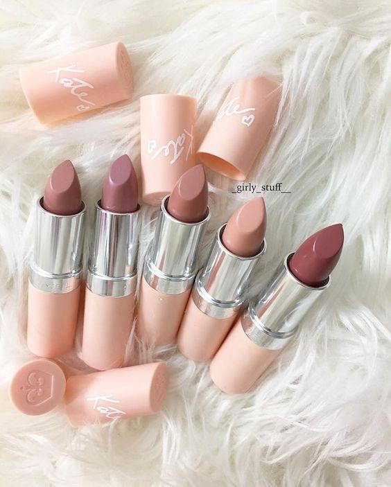 Kate Moss lipsticks for Rimmel