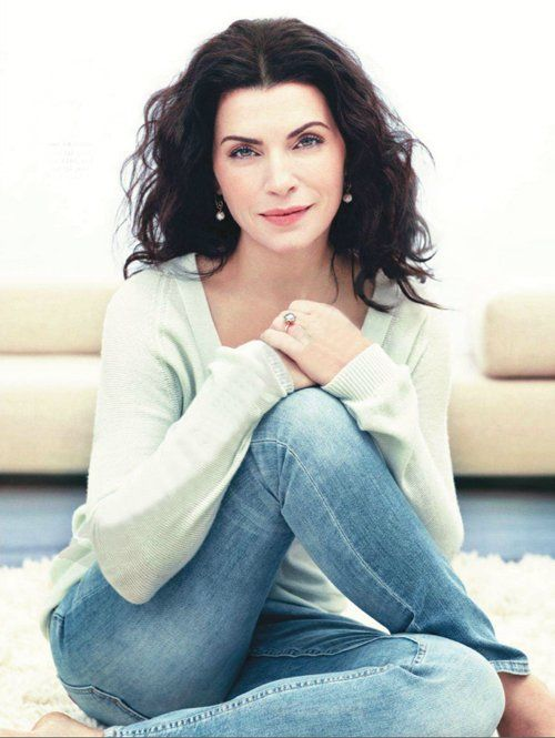 Julianna Margulies - ERIC was mine and Michael's favorite show......we loved this character's real life name and named our oldest after her!