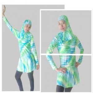 baju renang muslimmm