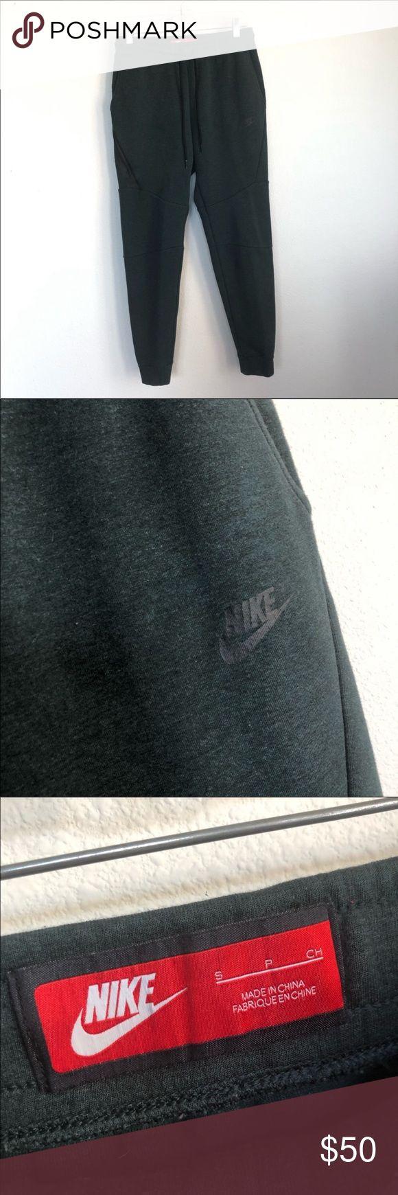 Nike tech fleece men's joggers in 2020 Nike tech fleece