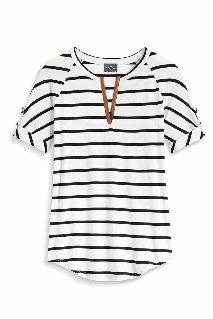 Stripes. Like the c details