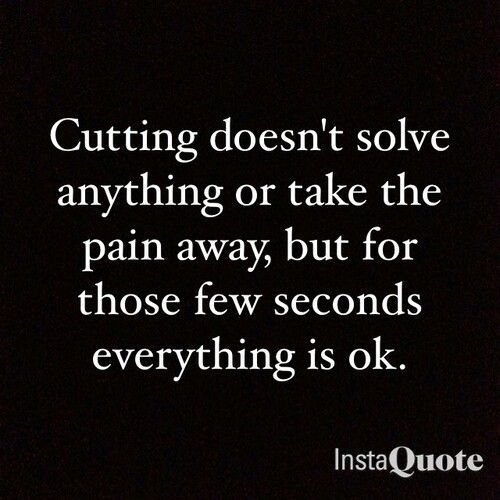 Depression Cutting Quotes: 1688 Best Images About Quotes On Pinterest