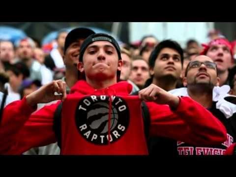 Peter Jackson - Rap City - 2016 Toronto Raptor's Playoff Anthem Feat Mic...