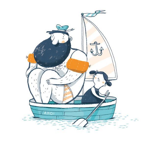 Ahoy! by Ina Hattenhauer