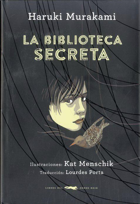 la biblioteca secreta-haruki murakami-9788494291807