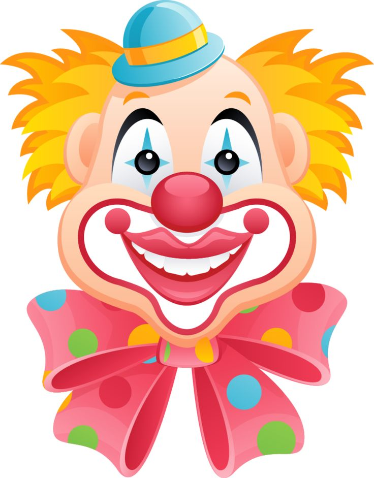 122 best clip art clowns clipart images on pinterest clip art rh pinterest com clowns clipart clown clipart black and white