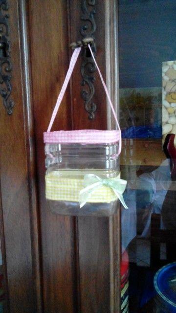 Il borsino porta oggetti per la mia trottolina...