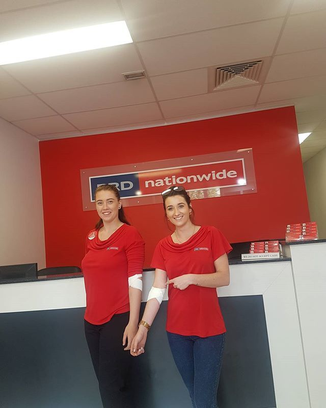 Team PRD Tamworth are amazing the local blood rivals challenge, with already 25 donations so far! 👌 . . . #tamworthnsw #tamworth #adventuregram #prd #prdtam #prdnationwide #realtor #realestate #realestateaus #house #prdpride #day #city #squad #home #spring #traveldiaries #regional  #bestoftheday #team #family #prdtam #peoplewhotravel #instagramhub #mytravelgramm #localrealtors - posted by PRDnationwide Tamworth https://www.instagram.com/prdtamworth - See more Real Estate photos from Local…
