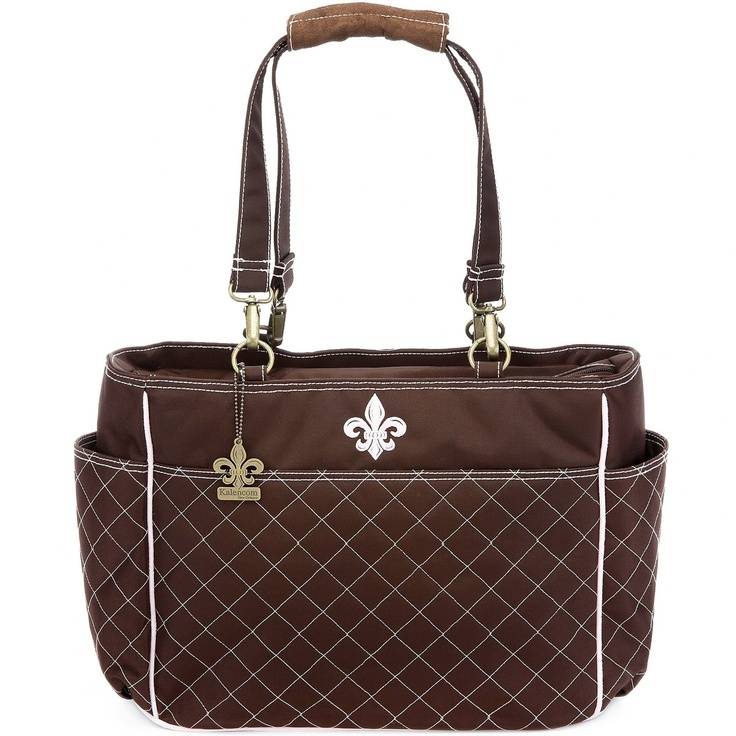 diaper bag by Kalencom of New Orleans...my absolute favorite brand