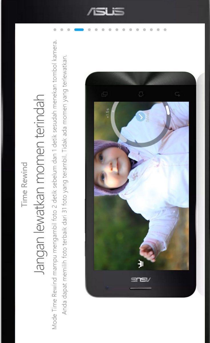 ASUS ZenFone Smartphone Android Terbaik: Jangan lewatkan momen terindah dengan Time Rewind http://lepaslokan.blogspot.com/2014/08/asus-zenfone-smartphone-android-terbaik.html