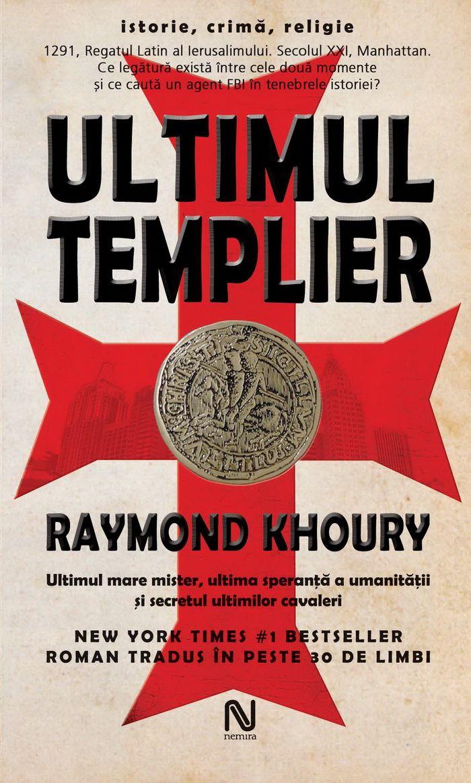 Povestea unei istorii interesante, pline de suspans! http://www.azicitesc.com/ultimul-templier-raymond-khoury-2/