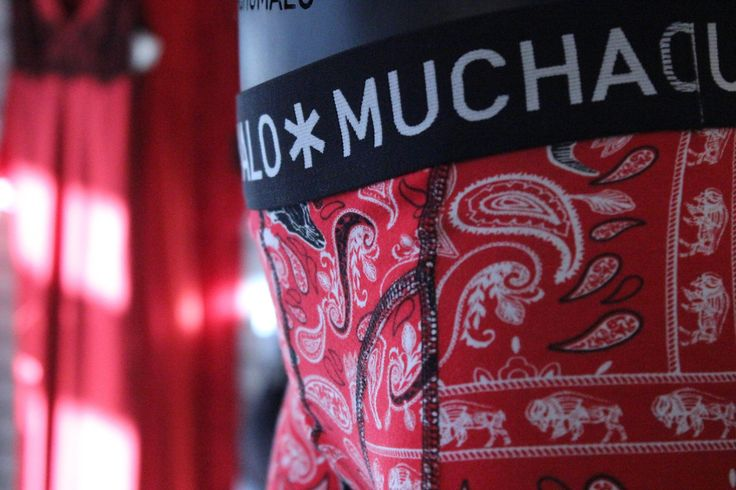 Muchachomalo Underwear creates unique prints and collections with hand-painted designs to capture wearable art! Muchachomalo offers comfort and style and is underwear with attitude.  Come by our new store location in Aspen Landing and try yours out today! #YYC #YYCLingerie #YYCLiving #Lingerie #Undewear