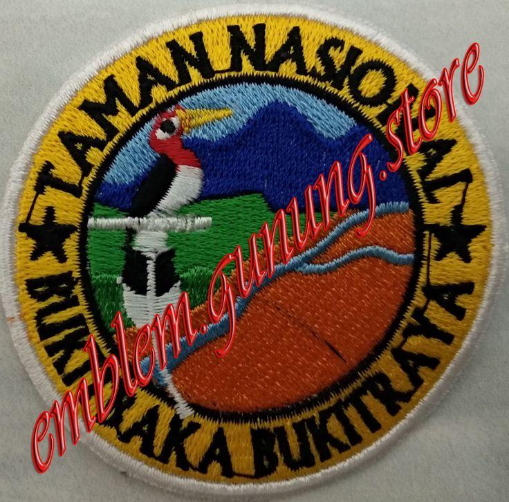 Ready Stock Emblem Taman Nasional Bukit Baka Bukit Raya