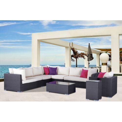 25 best ideas about salon de jardin gris on pinterest dalle de terrasse d - Salon de jardin gris ...