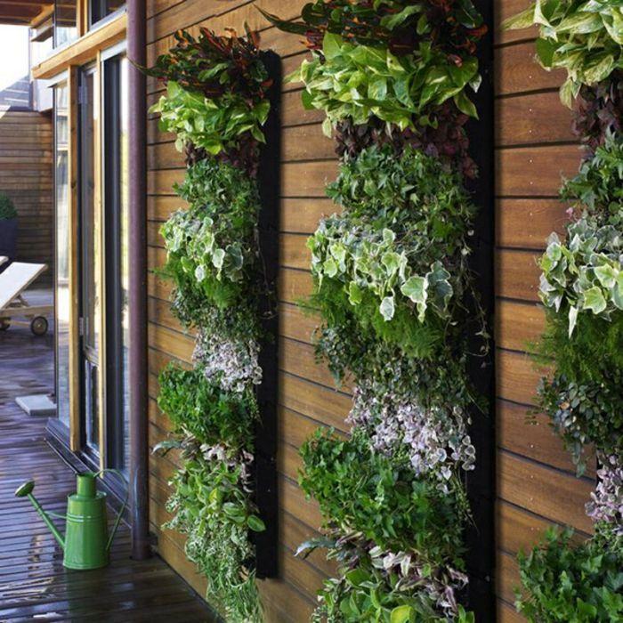 die besten 25+ vertikale gärten ideen auf pinterest, Gartengestaltung