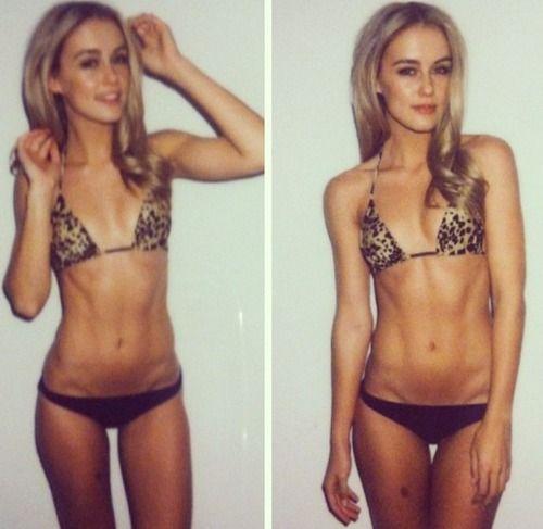 skinny bitches nude pics