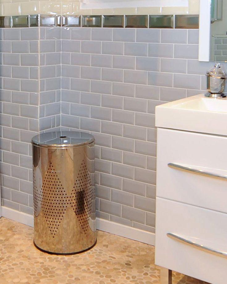 36 besten metro fliesen bilder auf pinterest badezimmer metro fliesen und badezimmerideen. Black Bedroom Furniture Sets. Home Design Ideas