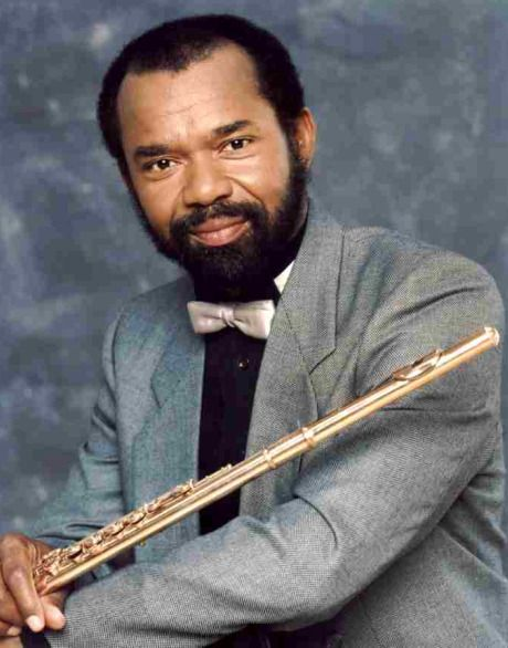 Hubert Laws Saw him in concert at the Manchester Theatre, just amazing!