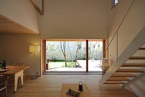 Kumamoto house, Satoshi Irei. 熊本の家