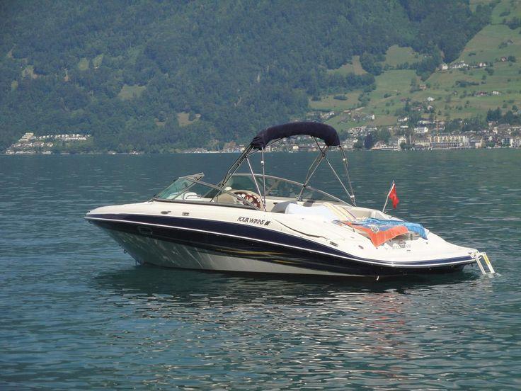 FOUR WINNS HORIZON 230 #motorboot #zuverkaufen #luzern #schweiz #vierwaldstättersee http://www.caminadawerft.ch/boote/four-winns-horizon-230/ Das Boot ist sehr gepflegt und in einem Top Zustand. Alle Servicearbeiten wurden immer in der Werft erledigt.Im März 2016 wurde der Z-Antrieb komplett revidiert. Im Mai 2015 wurde ein neues Ganzpersenning angefertigt ( Rutishauser Blachen Hergiswil ). Im Juli 2015 wurde das Boot frisch vorgeführt. Das Boot hat eine Camping Toilette. Ein Lavab..