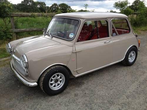 1969 Mk 2 Morris Super Deluxe Mini In Show Condition For