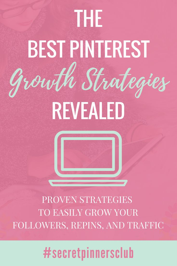 In this post I reveal some Pinterest tips and tricks to help you quickly grow your blog or business with these easy Pinterest strategies.