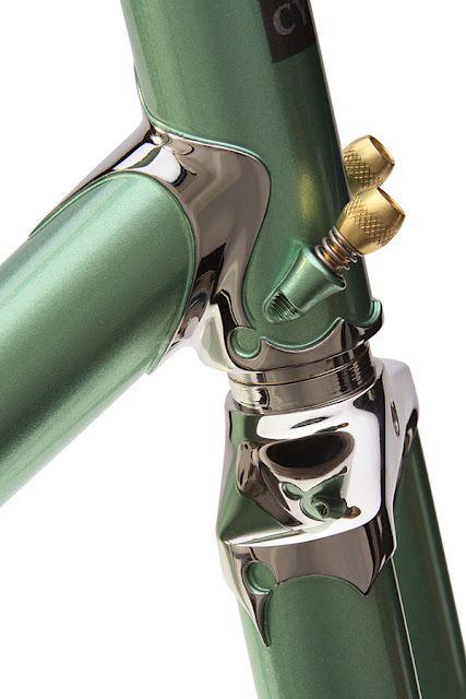 Ellis Cycles - Mike's Road Bike