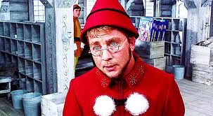"If I were male, and wanted to be an elf, I'd want to be Santa's little helper, Ming Ming (Peter Billingsley) in ""Elf"" 2003.  Peter is most known for another very famous Christmas movie, playing Ralphie in ""A Christmas Story"" 1983, 20 years before ""Elf"" was made."