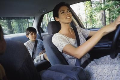 How to Recover Car Seat Upholstery