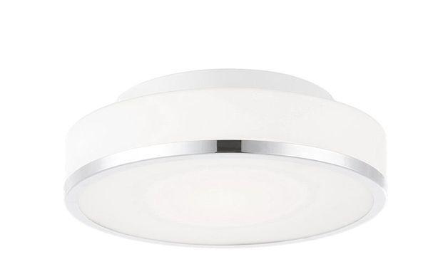 folyósó (3db) PLAIN - Globo 41551 - Mennyezeti króm/ üveg opál 2x 40W E14 - lámpa, csillár, világítás, Vészi lámpa webáruház