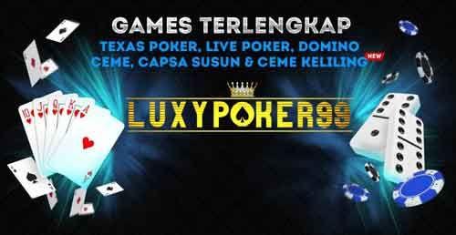 Tentunya akan ada banyak keuntungan dan keseruhan yang akan anda dapatkan pada saat anda bermain judi secara online di agen judi poker online Indonesia