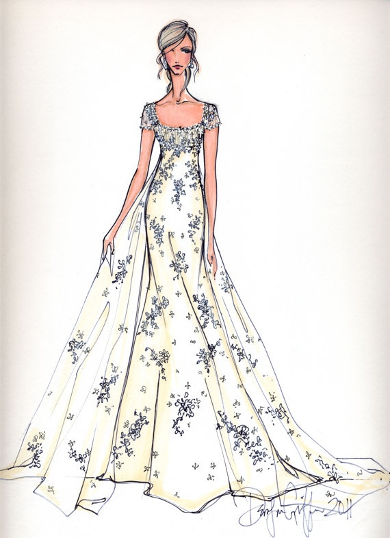 1432 best Fashion Sketches images on Pinterest