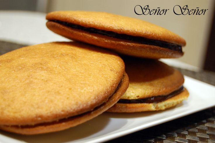Conchas de chocolate caseras | Receta de Sergio