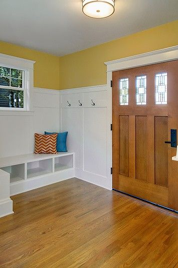 25 Best Images About Craftsman Entryways And Foyers On