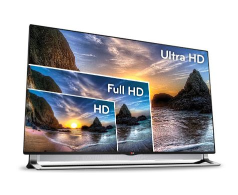 More than one million units shipped in March 2014, interest in the UHD TVs continues to grow