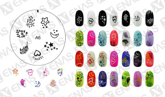 Easy Nail Designs For Kids | Nails | Pinterest
