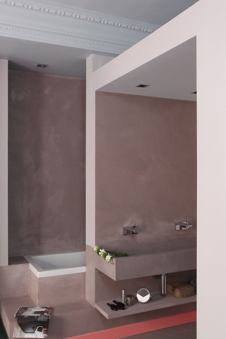 The 25 best mauve bathroom ideas on pinterest mauve Mauve bathroom