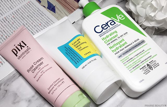 SKIN CARE DIARIES: Updated Cleansing Routine & Favorites